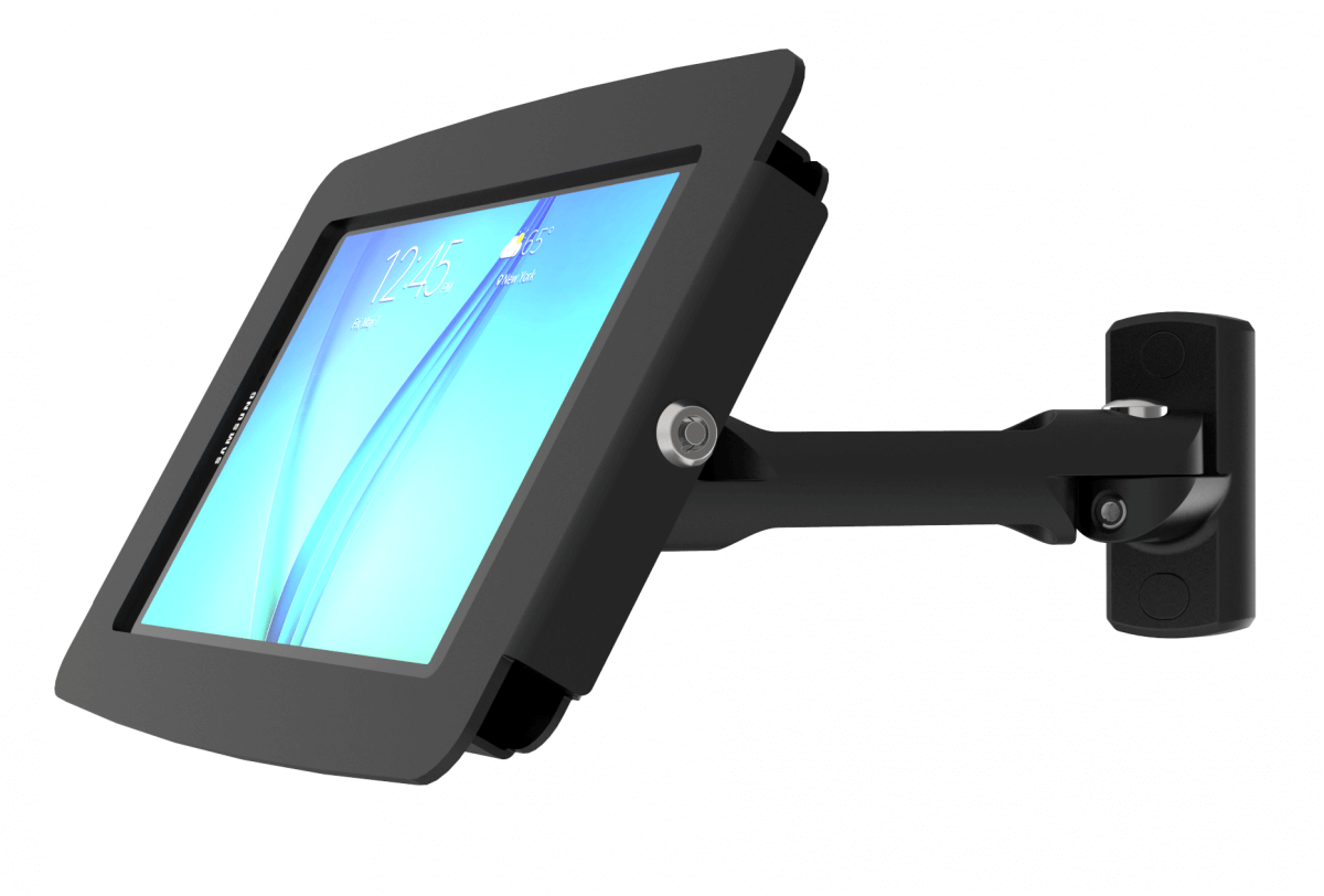 Galaxy Tab E 9.6 Enclosure Swing Arm Wall mount