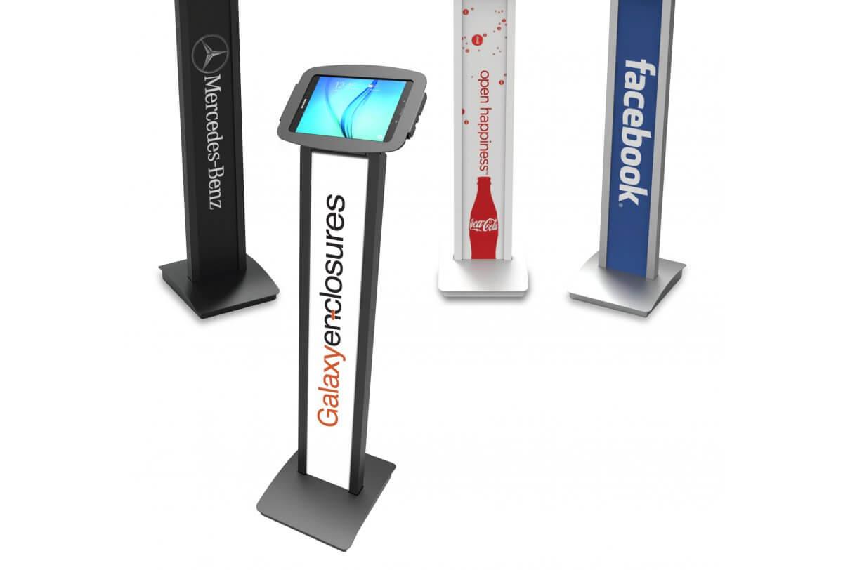 Galaxy Tab A Floor Stand - BrandMe